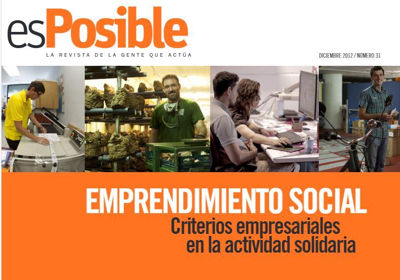 emprendimiento social criterios